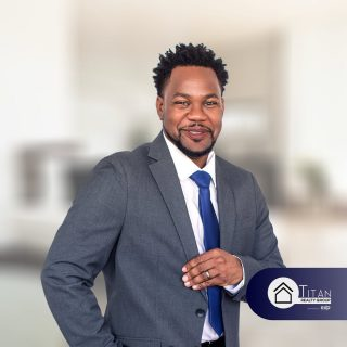I'm Clifton Johnson, founder of Titan Realty Group. I am passionate about working with you because I want to see you grow and build your own team and portfolio. Let's get in touch!
