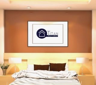 Agent Tip ✏️ Getting ready for showings? Chic colors, classy lighting, and artwork that reflects your personal style will elevate your bedroom and impress any potential buyers.